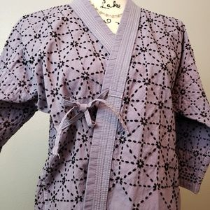 Other - Refashioned Embroidered Gi Robe Repurposed